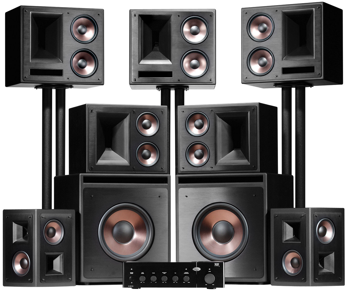 Klipsch Thx Ultra 2 System Packs D Enceintes Son