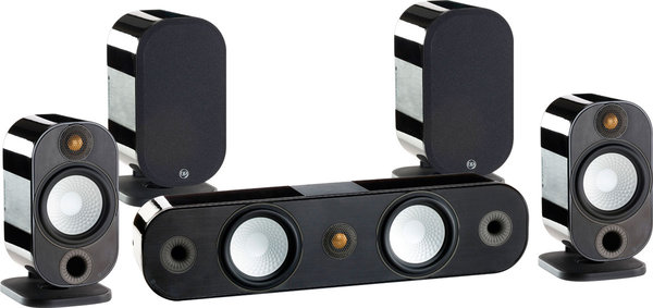 Monitor Audio Apex System Vue principale