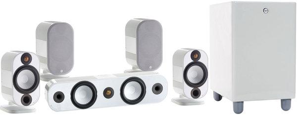 Monitor Audio Apex System 5.1 Vue principale