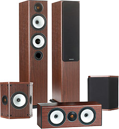Monitor Audio BX5 System