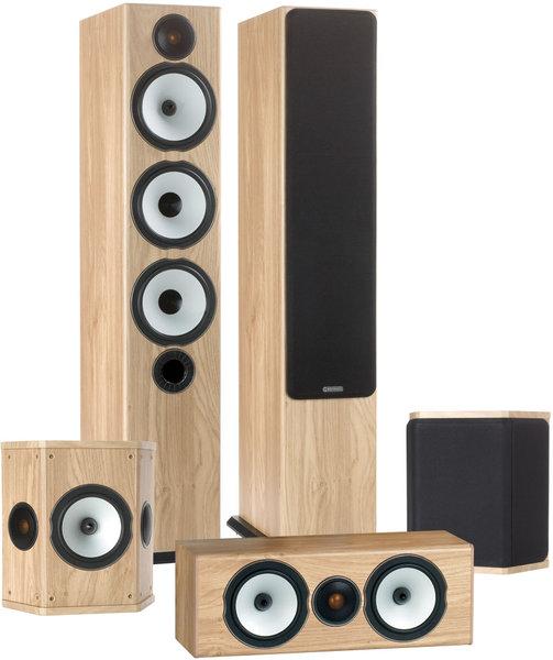 Monitor Audio BX6 System Vue principale