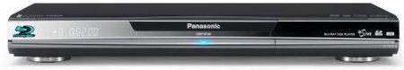 Panasonic DMP-BD80EG Vue principale