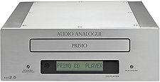 Audio Analogue Primo CD Vue principale