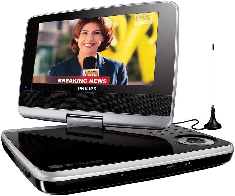 philips pet 745 lecteurs dvd portables son vid. Black Bedroom Furniture Sets. Home Design Ideas