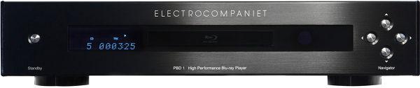 Electrocompaniet PBD-1 Vue principale