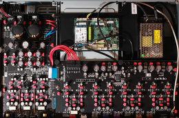 Oppo BDP-105D EU Aria MRZ Vue intérieure