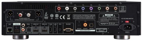 Lecteur Blu-ray Oppo BDP-105D