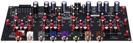 Carte audio multicanal de l'Oppo BDP-105D