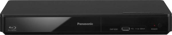 Panasonic DMP-BD81 Vue principale