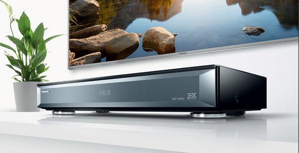 Lecteur Blu-ray UHD 4K Panasonic certifié THX 4K Source