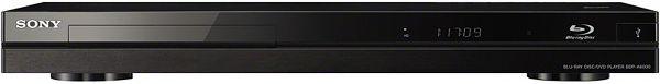 Sony BDP-A6000 Vue principale