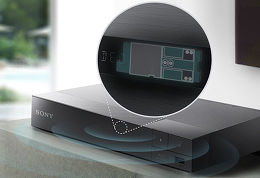 Sony BDP-S3700 Vue technologie 2