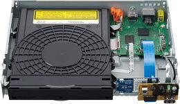 Sony BDP-S6500 Vue intérieure