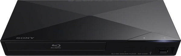 Sony BDP-S1200 Vue principale