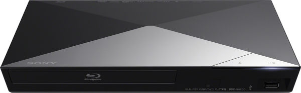 Sony BDP-S5200 Vue principale