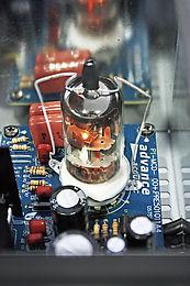 Advance MCX-400 Vue intérieure