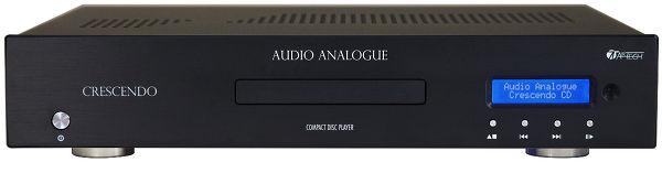 Audio Analogue ArmoniA AirTech Crescendo CD Vue principale