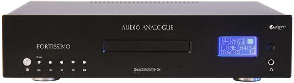 Audio Analogue ArmoniA AirTech Fortissimo CD Vue principale