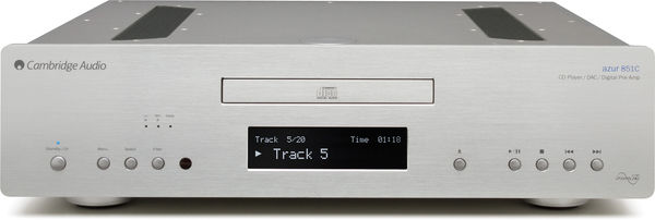 Cambridge Audio 851C Vue principale