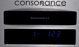 Consonance Reference CD 2.2 Linear MKII Vue de détail 1