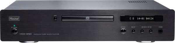 Magnat MCD-850 Vue principale