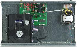 Micromega CD-10 Vue intérieure