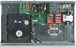 Micromega CD-20 Vue Dessus