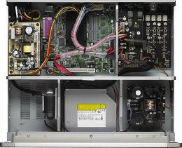 Parasound Halo CD1 Vue intérieure