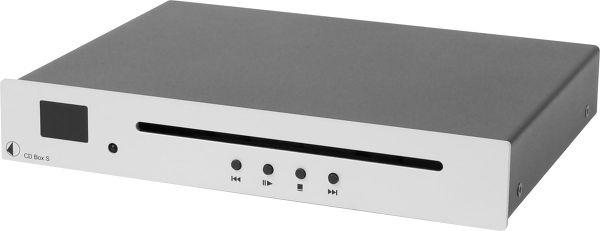 Pro-Ject CD Box S Vue principale