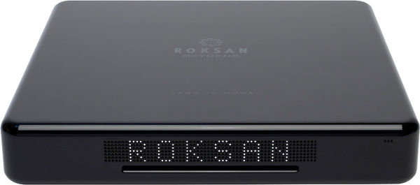 Roksan Oxygène Vue principale