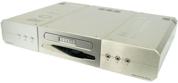 Roksan Caspian M2 CD Vue principale