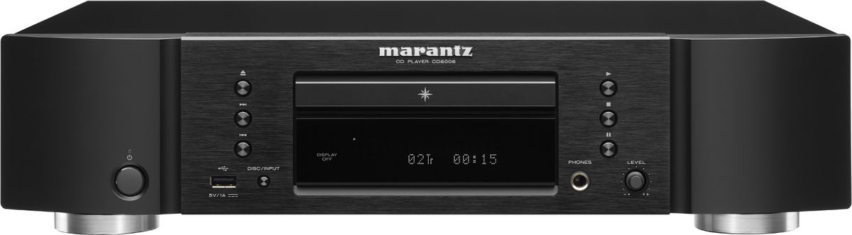 marantz cd6006 lecteurs cd son vid. Black Bedroom Furniture Sets. Home Design Ideas