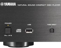 Yamaha CD-S700 Vue de détail 1