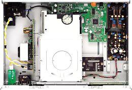 Yamaha CD-S700 Vue intérieure