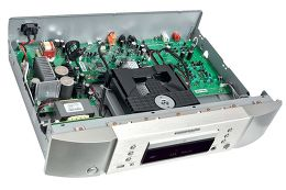 Marantz CD-6005 Vue intérieure
