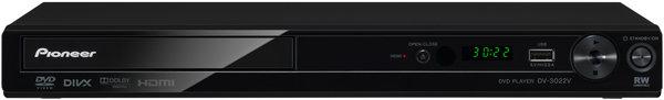 Lecteur DVD Pioneer DV-3022V
