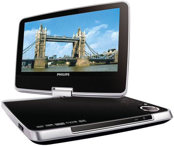 philips pd9005 lecteurs dvd portables son vid. Black Bedroom Furniture Sets. Home Design Ideas