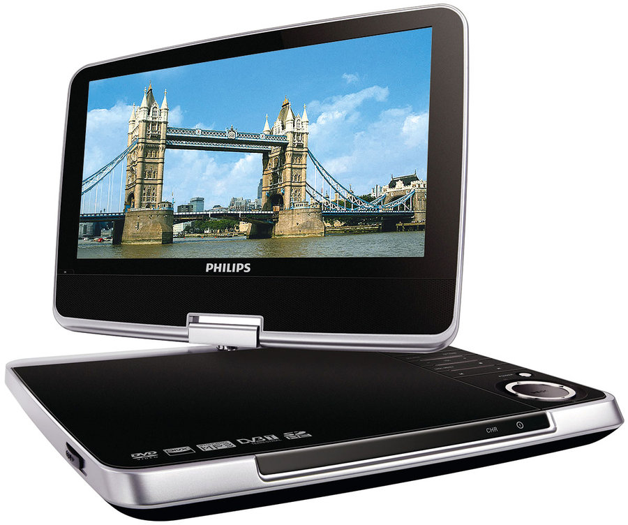 Philips pd9005 lecteurs dvd portables son vid - Prix tv miroir philips ...