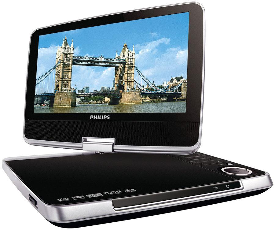philips pd9005 lecteurs dvd portables son vid. Black Bedroom Furniture Sets. Home Design Ideas