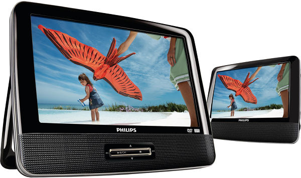 Philips PD9122 Vue principale