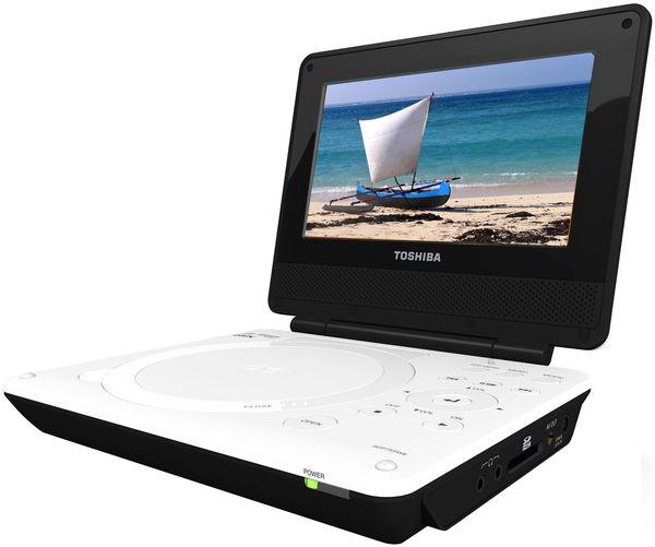 Toshiba SD-P75DTWE Vue principale
