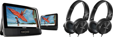 Philips PD9122 + Philips SHL3060