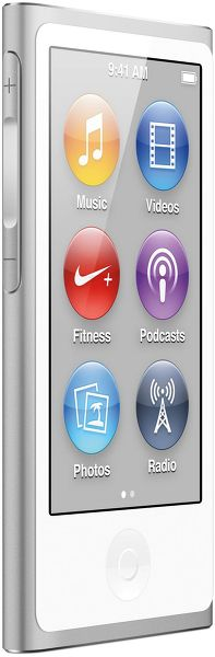 Apple iPod Nano 7G (16 Go) Vue principale