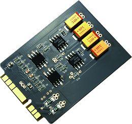 HiFiMAN HM-901 IEM Card Vue Accessoire 1