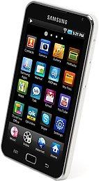 Samsung YP-G70 Vue principale