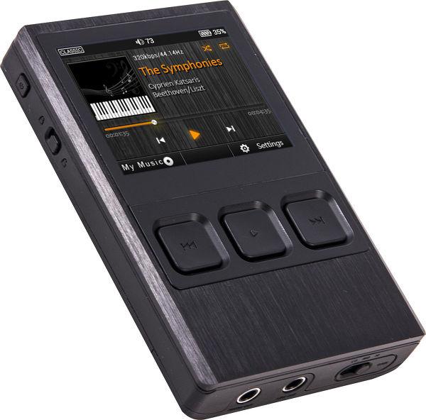 iBasso DX50 Vue principale