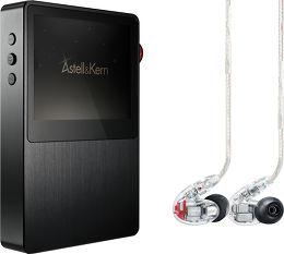 Astell&Kern AK120 Vue principale