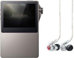 Astell&Kern AK120 Titan Vue principale