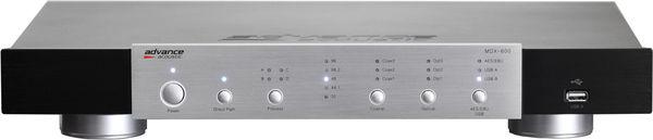Advance Acoustic  MDX-600 Vue principale