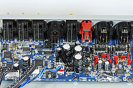 Advance Acoustic  MDX-600 Vue intérieure
